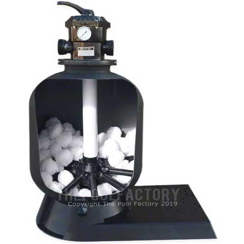 فیلتر شنی استخری high rate